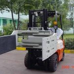 China Hydraulic Efficient Forklift Truck Attachments Mehrzweckklammer