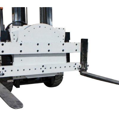 Heavy Duty Forklift Rotator Attachment Zum Verkauf