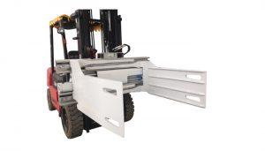 Wirtschaftliche Herstellung von Gabelstapler-Rundballenklemmen