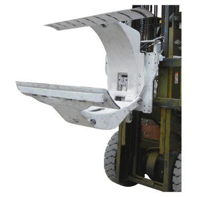 3 Tonnen Dieselstapler mit Papierrollenklemmen