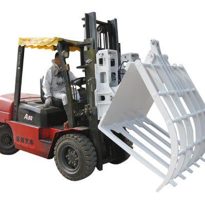 Gabelstapler-Chemiefaser-Altpapier klappbarer Ausschuss-Handhabungsapparat