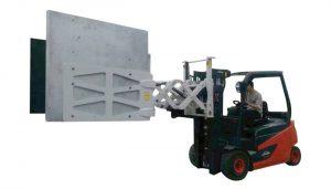 1,2-Tonnen-Kartonklemmen ohne Seitenverschiebung