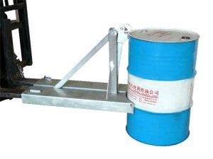 Die Art BGN-1 55 Gallonen-Edelstahlgabelstapler-Trommelhandhabung
