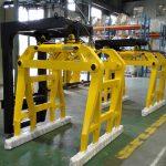 Gabelstapler-Betonklingel-Blockklemmen der hohen Qualität für Verkauf