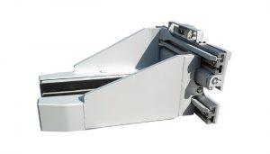 Gabelstapler-Betonblock-Klammer
