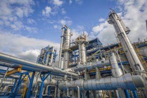 Petrochemische Industrie