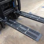 Verkauf von Gabelstapler-Radgabeln vom Typ WF2A1100