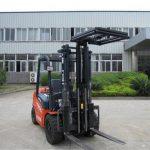 Hydraulische Gabelstapleranbaugeräte Laststabilisatoren