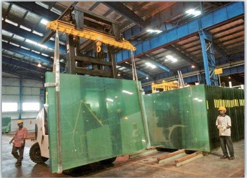 Einsatz von Aufsätzen in der Glasindustrie